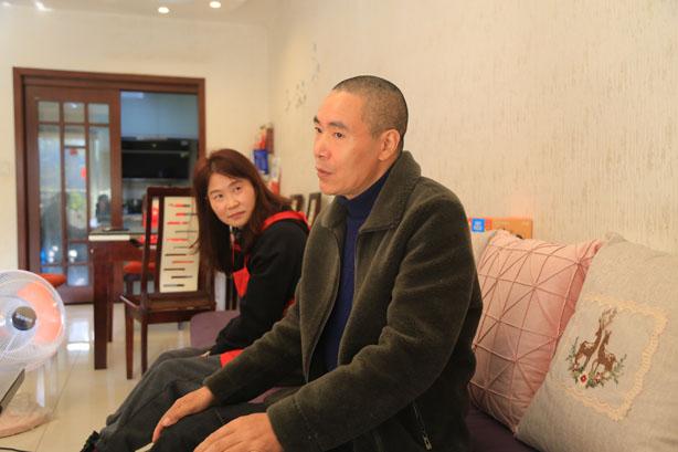 越战英雄余利轩与妻子张丽君的伉俪情缘