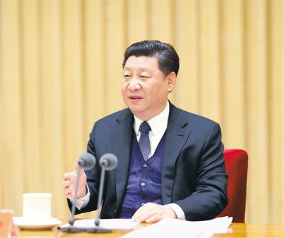 习近平出席视频政法v视频议并发表重要讲话中央冯两努图片