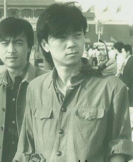 崔健和中國搖滾樂崛起,搖滾青年范流行.圖片
