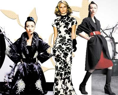 民族元素渗透时尚界