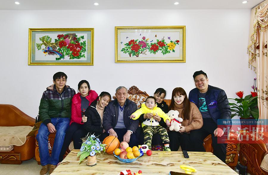 广西30户家庭获评全国最美家庭 来看他们感人故事