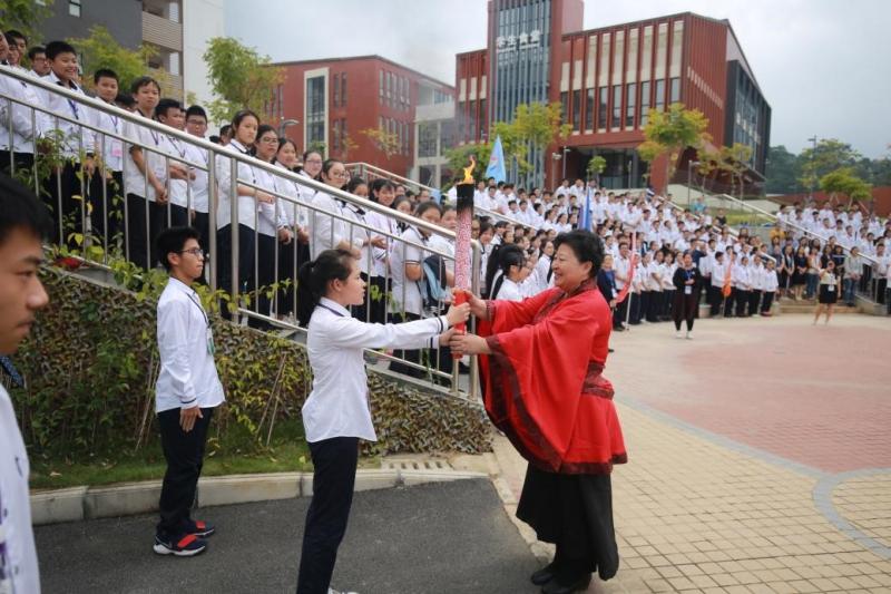 【全国文明校园】南宁市第三中学