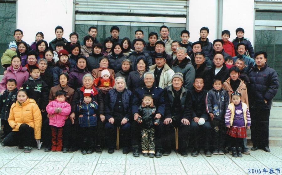 邢台市巨鹿县档案局局级调研员左宝珍家庭全家福照片.jpg