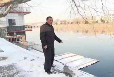 河南汉子崔旧伟山东救出落水男童