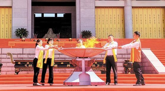 庚子年寻根节拜祖大典在随州举行
