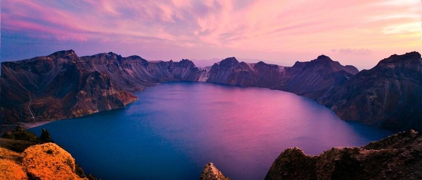 吉林长白山国家级自然保护区