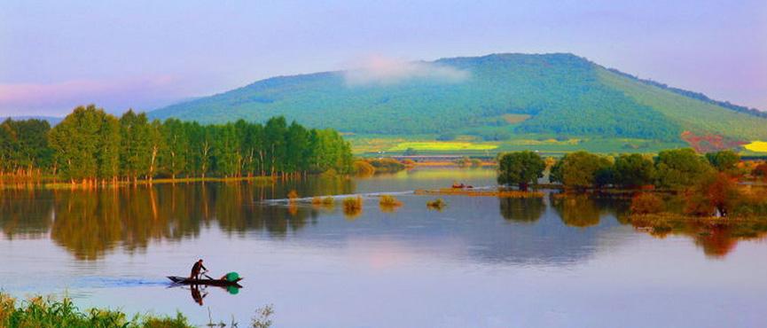 吉林雁鸣湖自然保护区