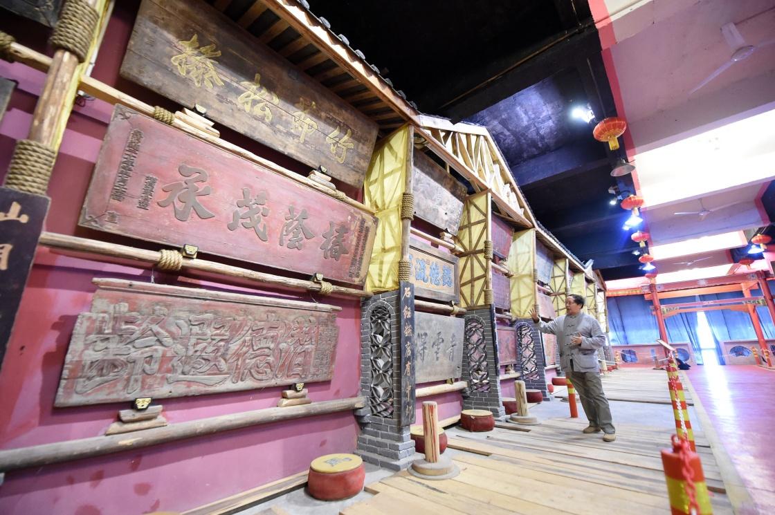 一位重庆民办博物馆馆长的坚守