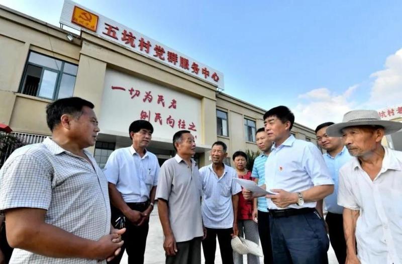 """闫永志安徽 让家乡完成""""南泥湾式""""巨变,15年他做了这些事"""
